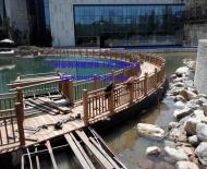 水上浮桥栈道4