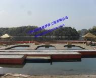 混凝土浮桥码头7
