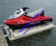 水上摩托艇停靠板1