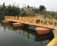 水上浮桥栈道12